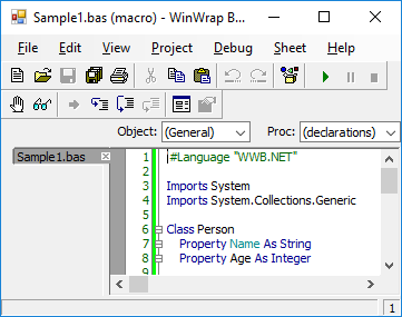 WinWrap® | Web Server